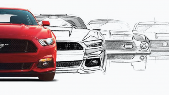 truth magazine- motoring: the evolution of the mustang